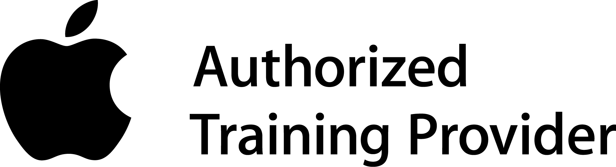 Apple Authorized Training Provider Logo