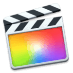 Apple Final Cut Pro X 10.4 Logo
