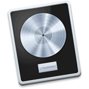 Apple Logic Pro X 10.4 Logo