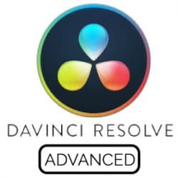 Blackmagic Design DaVinci Resolve Advanced Live Hands-On Instructor-Led Certification Training Class