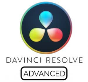 DaVinci Resolve Advanced Logo