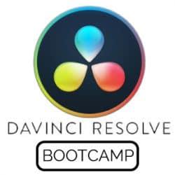Blackmagic Design DaVinci Resolve 16 Certification BootCamp Live Hands-On Instructor-Led Training Class