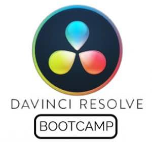 DaVinci Resolve Certification BootCamp Logo