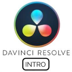 Blackmagic Design DaVinci Resolve 16 Introduction Live Hands-On Instructor-Led Certification Training Class