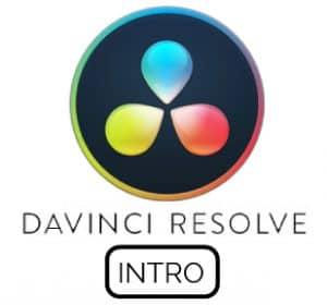 DaVinci Resolve Intro Logo
