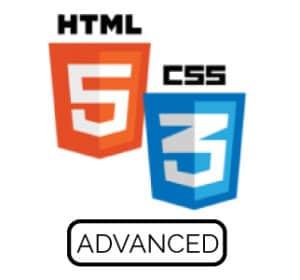 HTML5 Advanced Logo