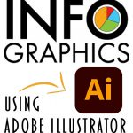Infographics Using Adobe Illustrator Logo