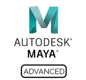 Maya Advanced Logo