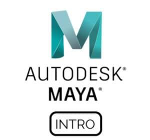 Maya Intro Logo