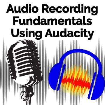 Audio Recording Fundamentals Logo