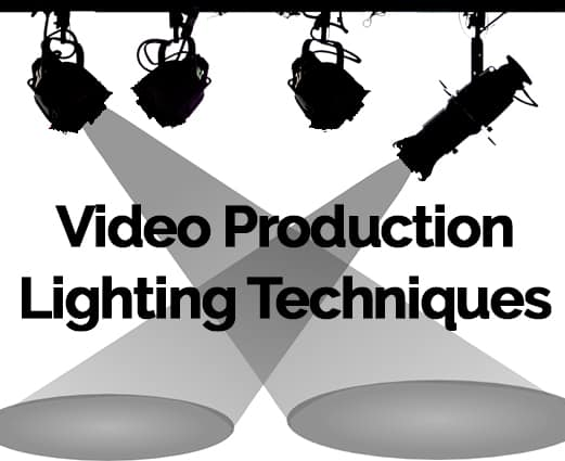 Video Production Lighting Techniques Live Hands-On Instructor-Led Training Class