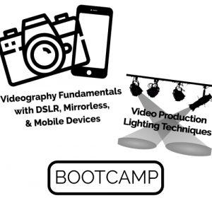Videography BootCamp Logo