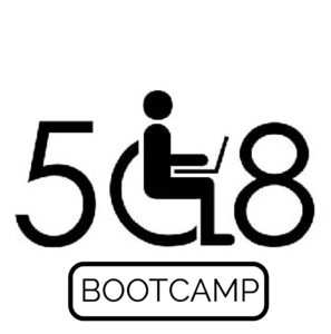 Web Accessibility BootCamp Logo