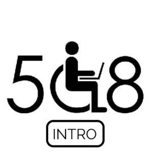 Web Accessibility Intro Logo