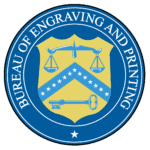 Bureau of Engraving and Printing BEP Logo