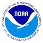 National Oceanic and Atmospheric Administration NOAA Logo