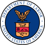 U.S. Department of Labor DOL Logo