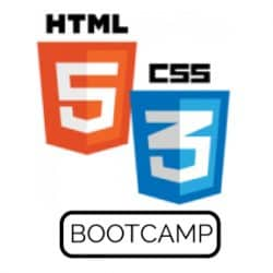 HTML5, HTML, CSS, & CSS3 BootCamp Live Hands-On Instructor-Led Training Class