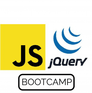 JavaScript jQuery BootCamp Logo