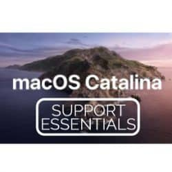 Apple macOS Support Essentials 10.15 – Catalina 101 (Course #: APL-MAC101-150) Live Hands-On Instructor-Led Training Class
