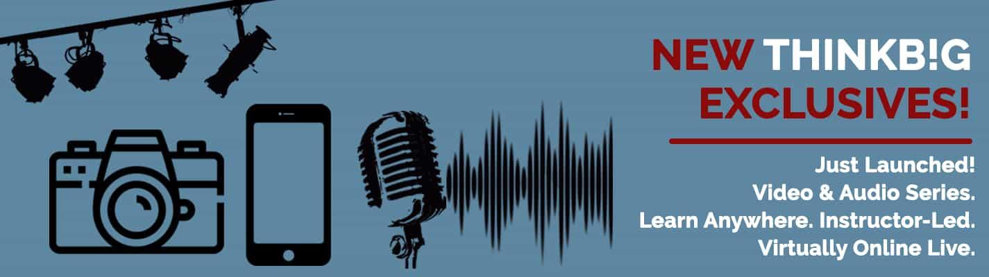 Video Audio Banner